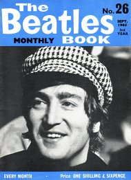 The Beatles Monthly Book N_26(September 1965)