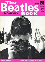The Beatles Monthly Book N_28(November 1965)