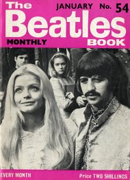 The Beatles Monthly Book N_54(January 1968)