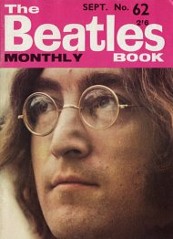 The Beatles Monthly Book N_62(September 1968)