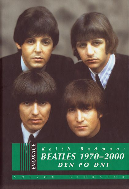 The Beatles, After The Break Up 1970-2000, A Day By Day Diary
